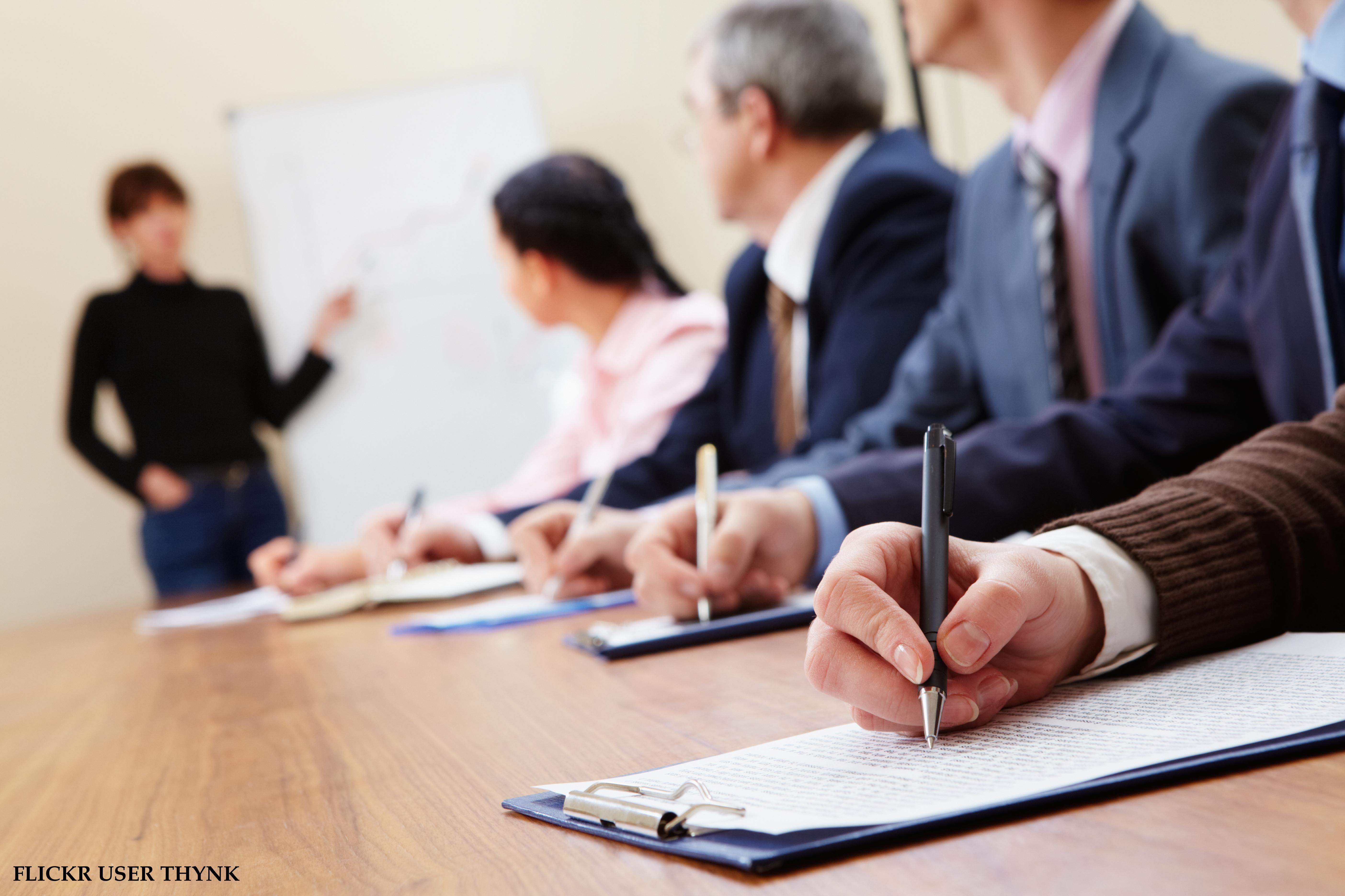 GPO - Office meeting