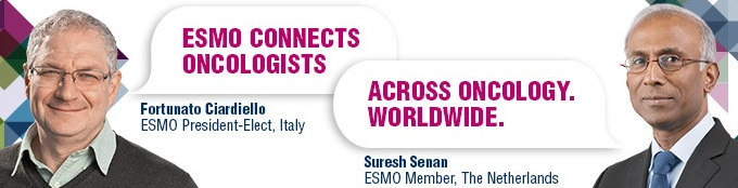 ESMO, a society open to all oncology professionals