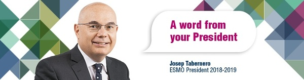 ESMO Presidents Letter 2018