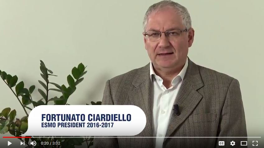 Fortunato Ciardiello: The Greatest Honour of my Professional Life