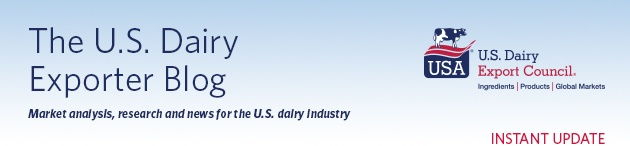 May's U.S. Dairy Data Dashboard/ Exporters Blog