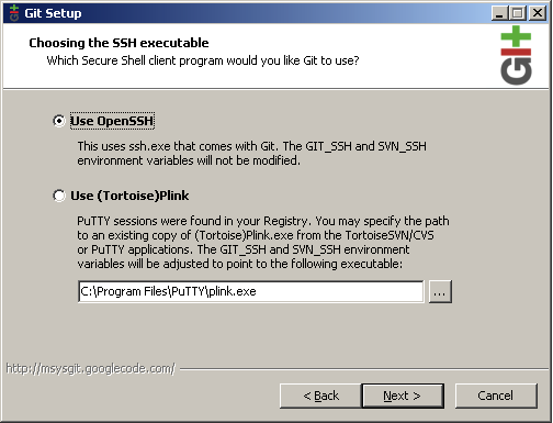 Setting Up Git on Windows in Four Easy Steps | Sharing solution