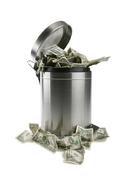 waste management saves money