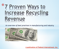 7 Proven Ways to Increase Recycling Revenue