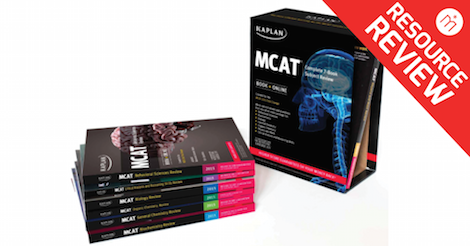 Should You Use Kaplan's MCAT Complete 7-Book Subject Review for the