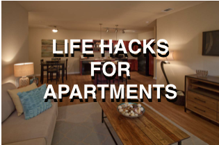 20 Life Hacks Every Apartment Dweller Should Know