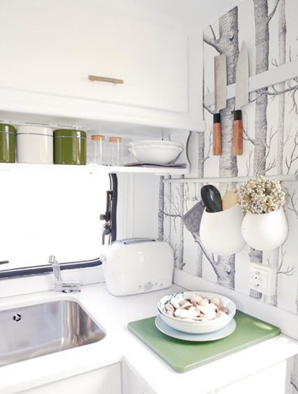 Revamping Your RV Interior Style Tips