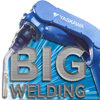 Take the Big Welding Challenge