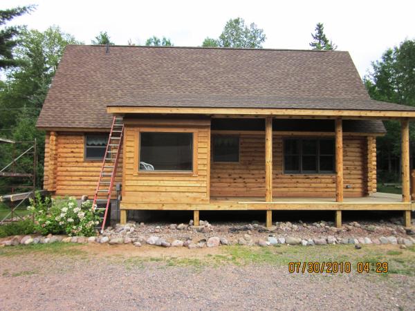 log home restoration cost download