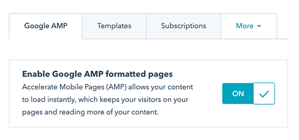 amp-speed-site