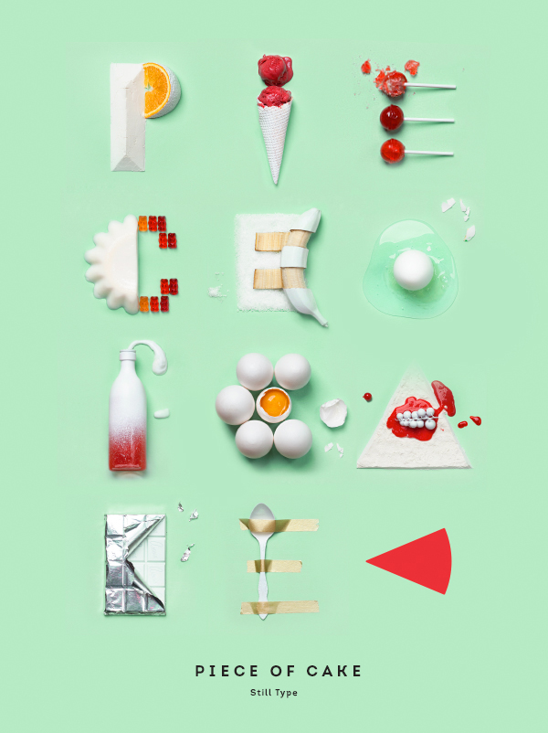 Graphic Design Inspiration: Food