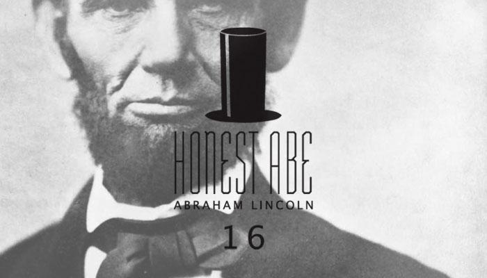 President's Day Graphic Design Inspiration: Abraham Lincoln