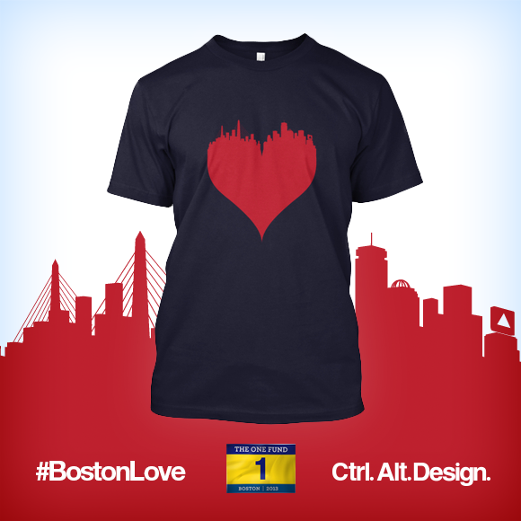 BostonLove shirt created by Crtl.Alt.Design ~ tpisolutionsink.com