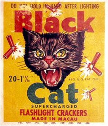 The underappreciated art of firecracker labels.
