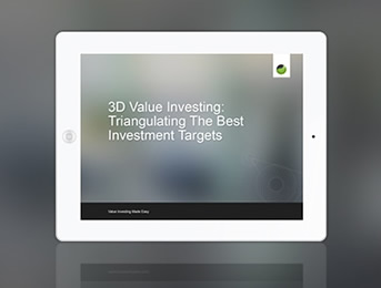 Stride 3D Value Investing