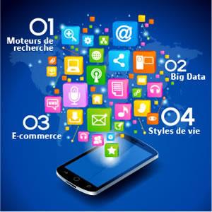 Les 4 tendances du marketing mobile qui influencent le plus le marketing digital