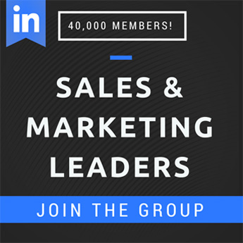 Sales and Marketing LinkedIn Group