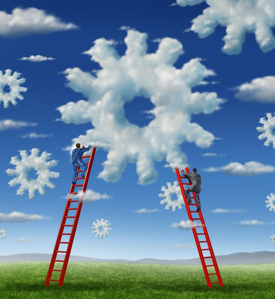 Service based organisation gain from Cloud ERP
