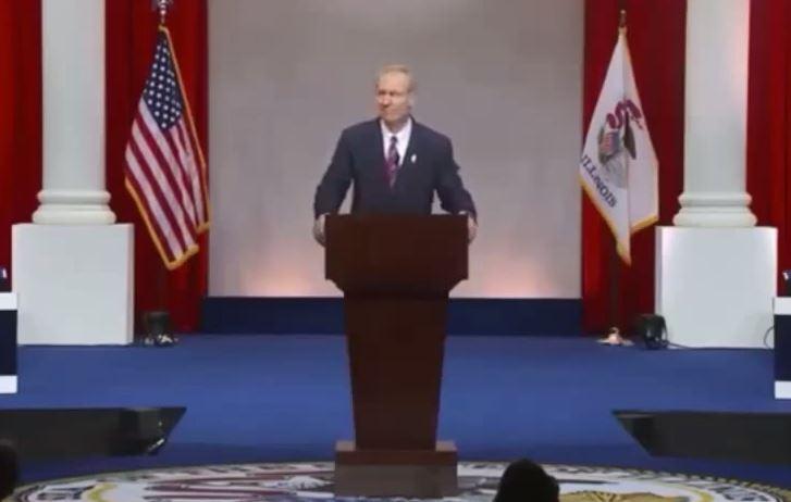 Bruce Rauner Inaugural Speech
