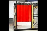 SlideAir Industrial Curtain