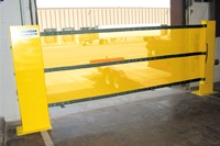 Loading Dock Safety Barriers