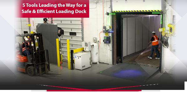 Safe & Efficient Loading Dock