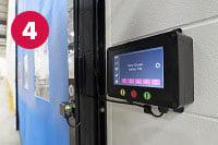 GUI Door Controls