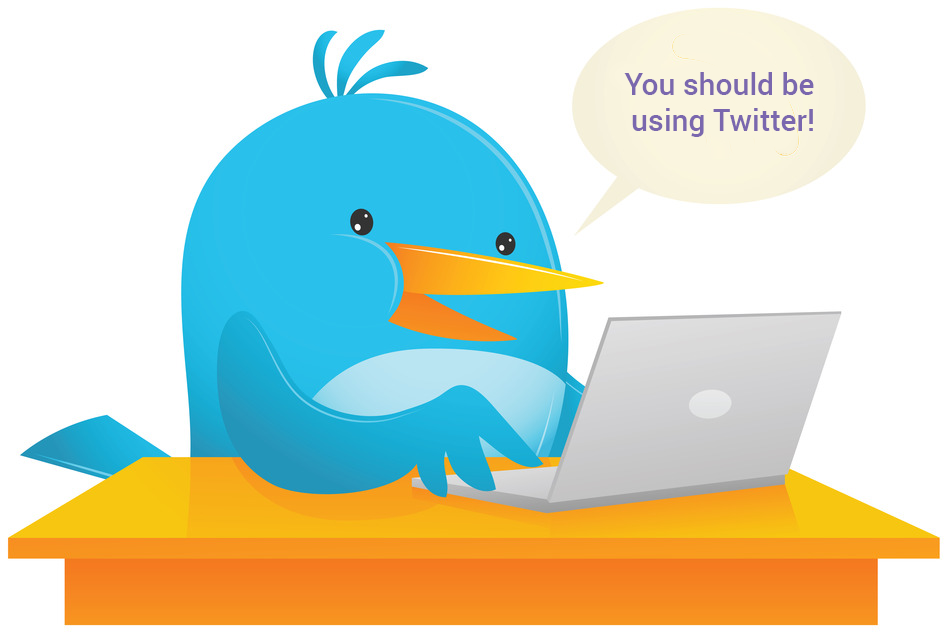 Bird-on-Laptop---Twitter