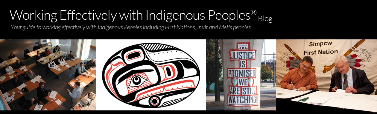 Working Effectively with Indigenous Peoples Blog