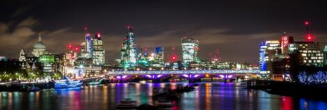 Spotlight-The London Skyline-NEW