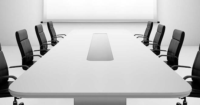 Corian Meeting Table
