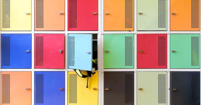 Electric Lockers