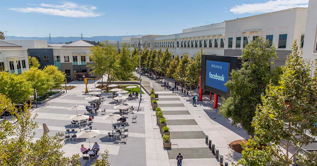 Facebook Menlo Park Campus HQ