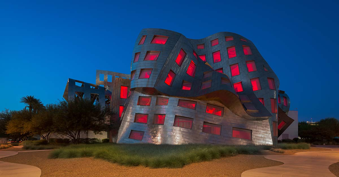 Frank Ghery Building