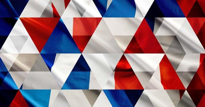 French Flag Design