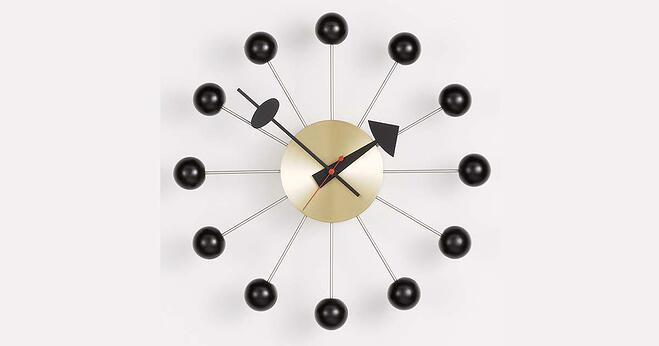 Refresh Office This Summer With Vitra Clock