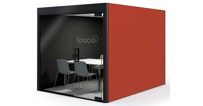 Spacio For Agile Working