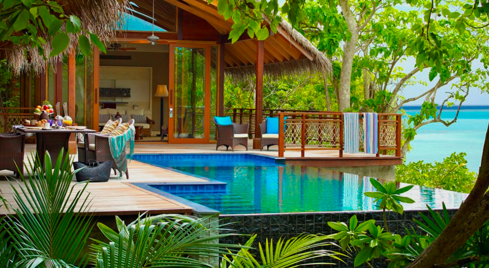 Shangri-La's Villingili Resort & Spa, Addu Atoll, Maldives