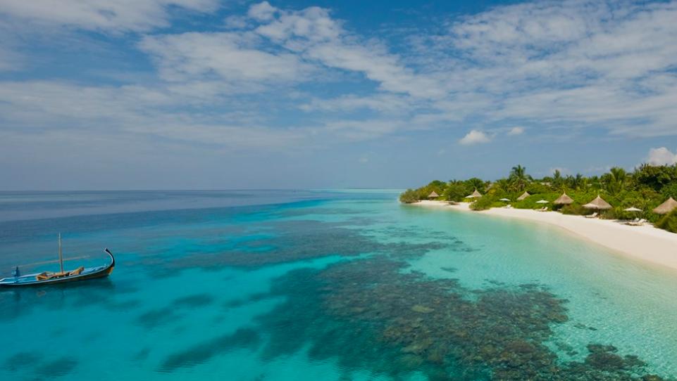 Four Seasons Resort Maldives at Landaa Graavaru, Baa Atoll, Maldives