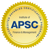 Accredited Payables Solution Consultant Certification Data Capture Solutions