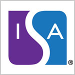 logo for International Sign Association, click to view recruitment video