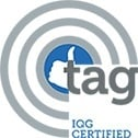 Tag Iqg certified