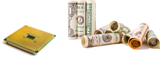 How much money can be tied to your SQL Server assets?