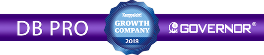 DB Pro awarded with a Growth Company Certificate