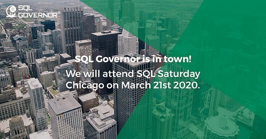 Meet us at SQL Saturday Chicago on 21st March (Event postboned due to COVID-19)