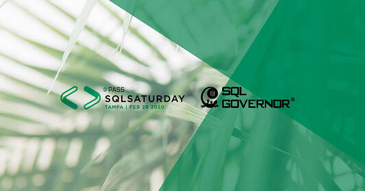 Meet us at the SQL Saturday in Tampa on 29th February