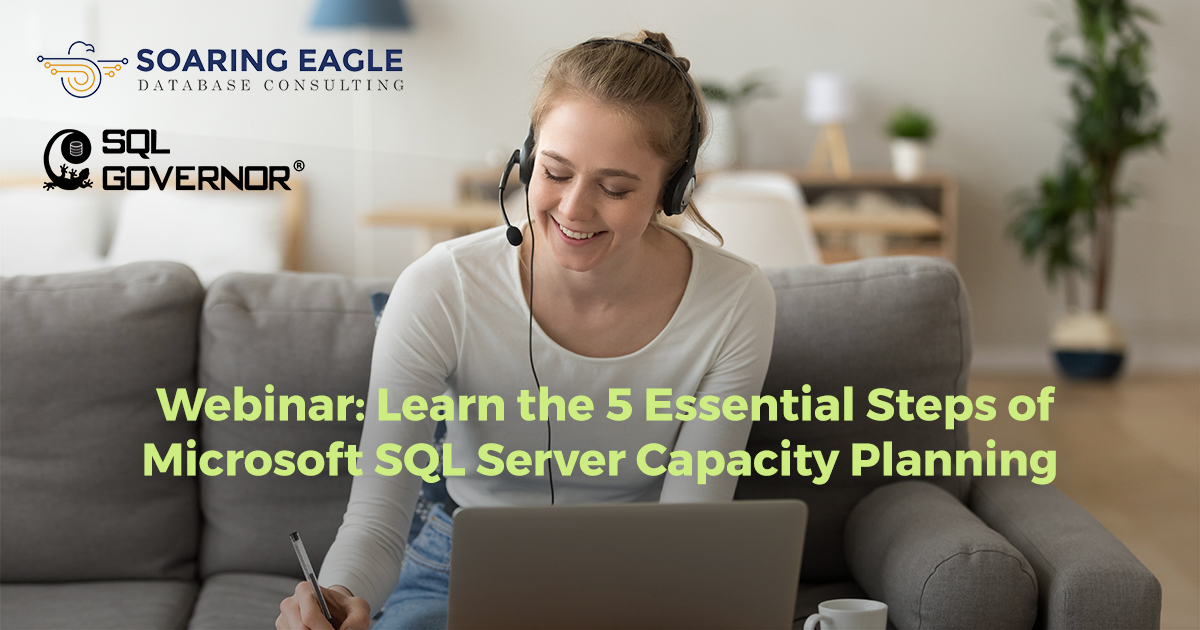 Webinar: 5 Essential Steps of Capacity Planning on Microsoft SQL Server Active-Active Failover Cluster Instances