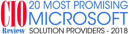 SQL Governor among the 20 Most Promising Microsoft Solution Providers 2018
