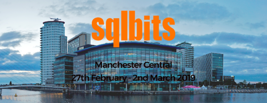 Why you should attend SQLBits 2019 in Manchester, UK