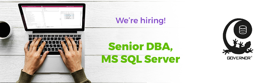 Senior DBA, Microsoft SQL Server
